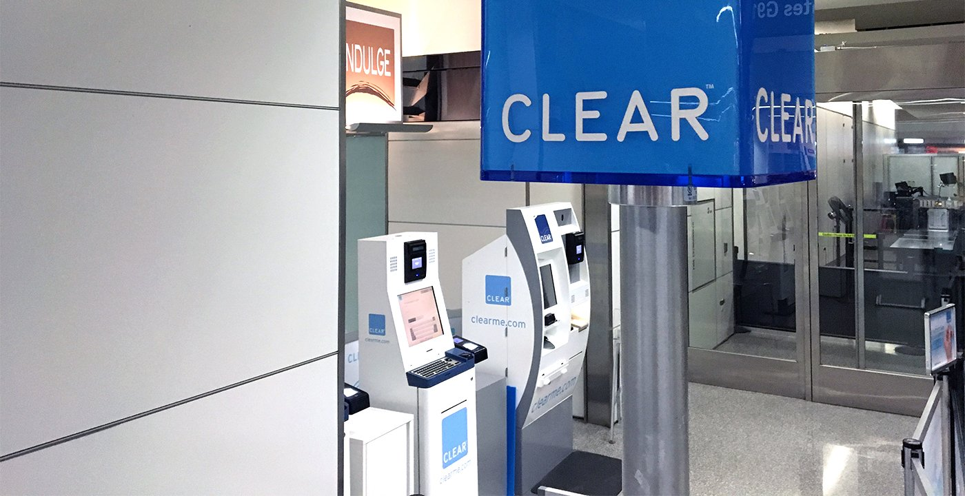A station for CLEAR