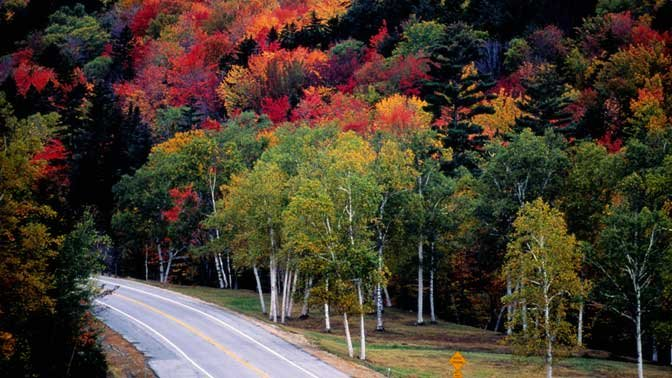 9 Thrilling Drives Across America