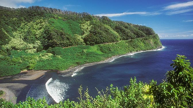Hana Highway, Maui, Hawaii