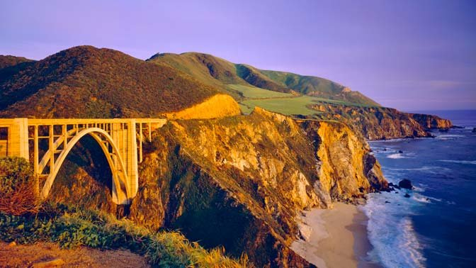 Pacific Coast Highway (Highway 1), California