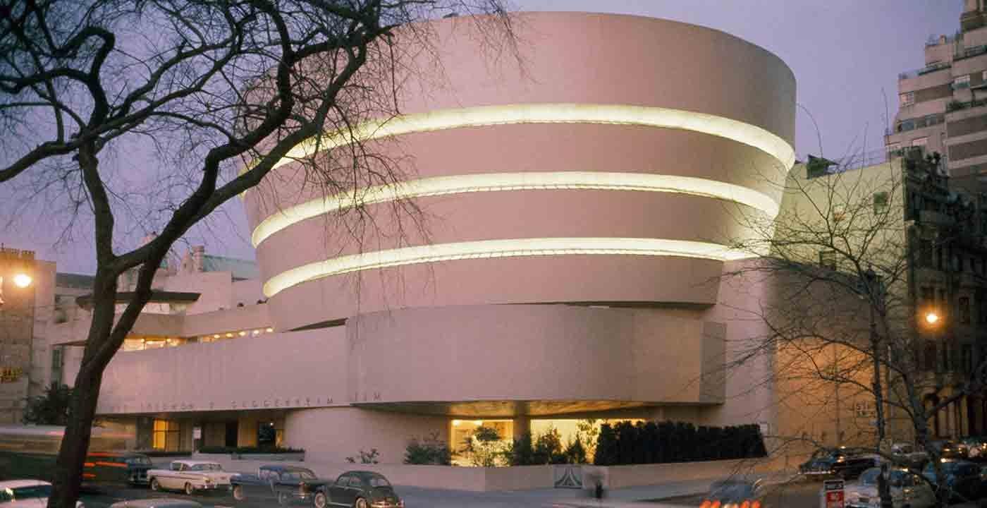 Guggenheim Museum, 1959