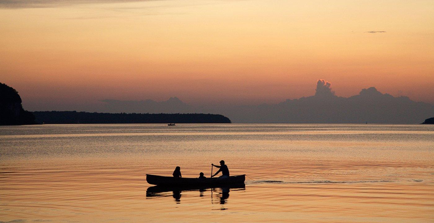 Canoe Bay, Chetek, Wisconsin