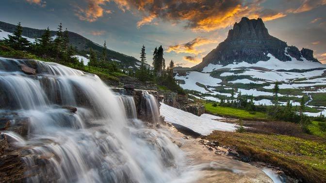Big Sky Country, Montana and Wyoming