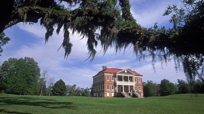 Charleston, South Carolina, and Savannah, Georgia
