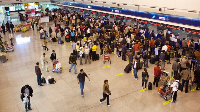 Great tips to navigate even the busiest of U.S. airports.