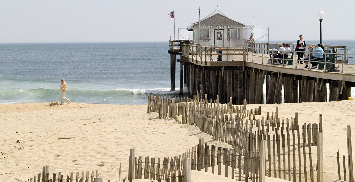 Ocean Grove, New Jersey Shore. Best Beaches for 2014.
