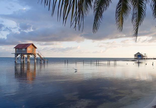 Ambergris Caye, Belice - Las mejores playas de 2014.