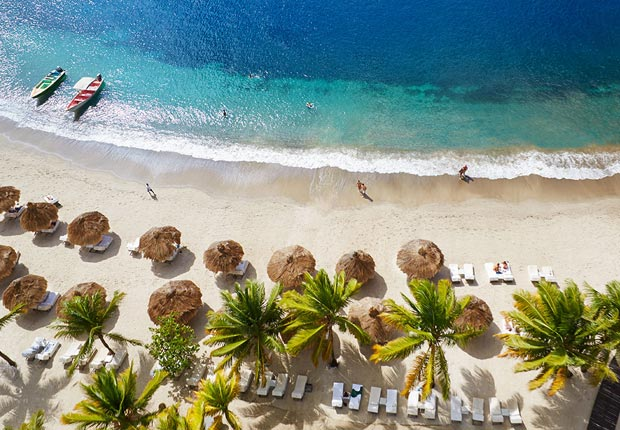 Soufrière, St. Lucia. - Las mejores playas de 2014.