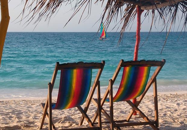 Cartagena, Colombia. Las mejores playas de 2014.
