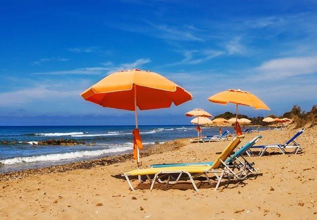 Corfu, Grecia - Las mejores playas de 2014.