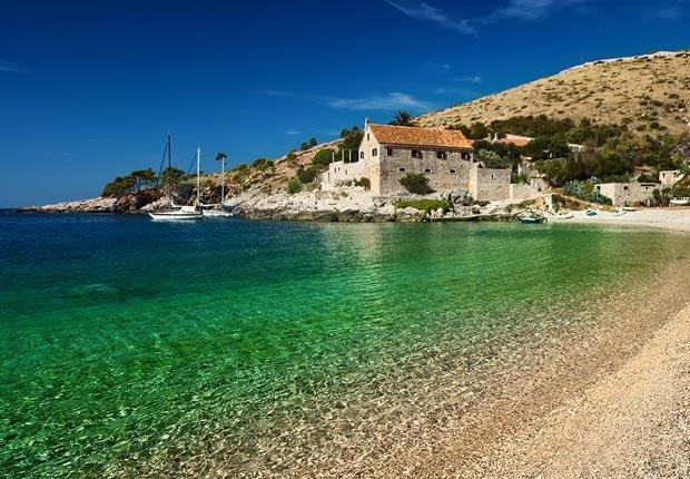 Hvar, Croacia. Las mejores playas de 2014.