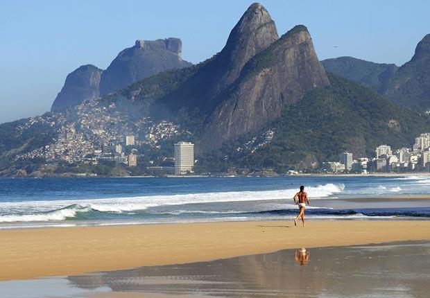 Rio de Janeiro, Brasil - Las mejores playas de 2014.