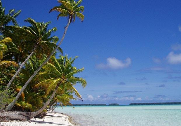 Tetiaroa, Polinesia Francesa - Las mejores playas de 2014.
