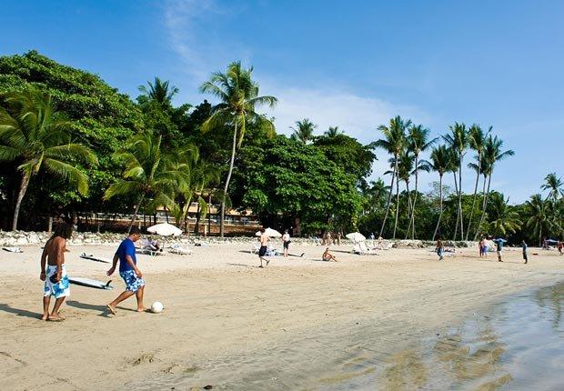 Peninsula Papagayo, Guanacaste, Costa Rica - Las mejores playas de 2014.