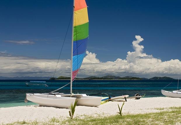 Islas Mamanuca, Fiji - Las mejores playas de 2014.