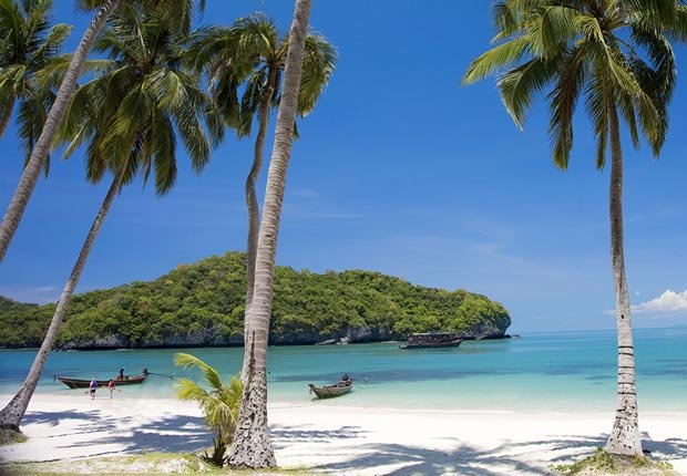 Koh Samui, Tailandia. Las mejores playas de 2014.