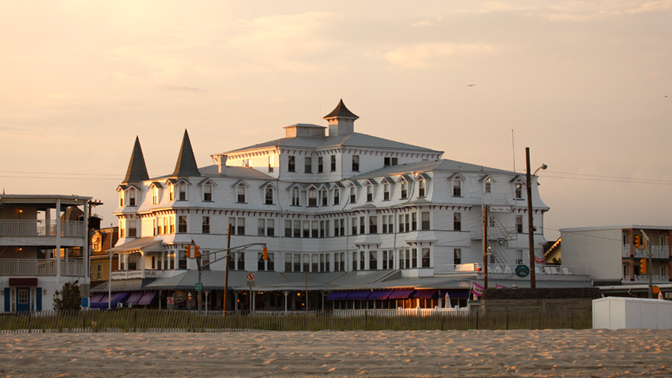 Inn of Cape May ~ Est. 1894