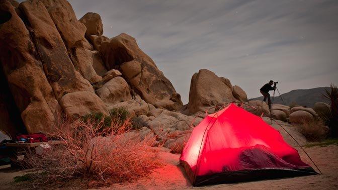 5 Tips for Desert Camping