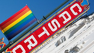 Top 5 U.S. Gay and Lesbian Travel Destinations