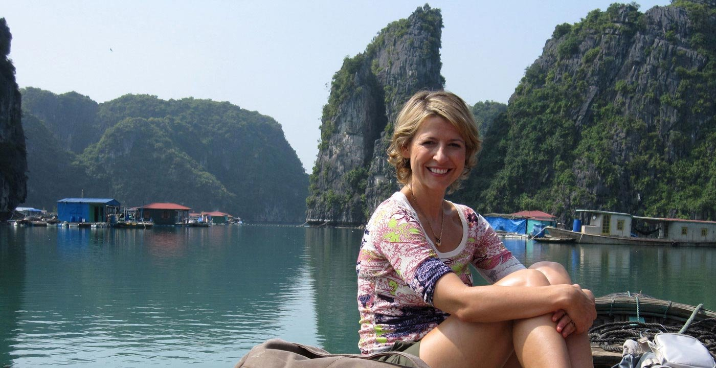 Samantha Brown, AARP Travel Expert