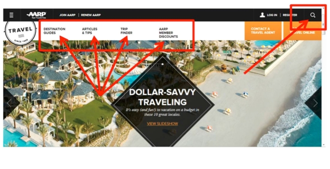 Plan a Trip With Our Trip Finder and Destination Guides on AARP Travel – Aarp Travel Maps