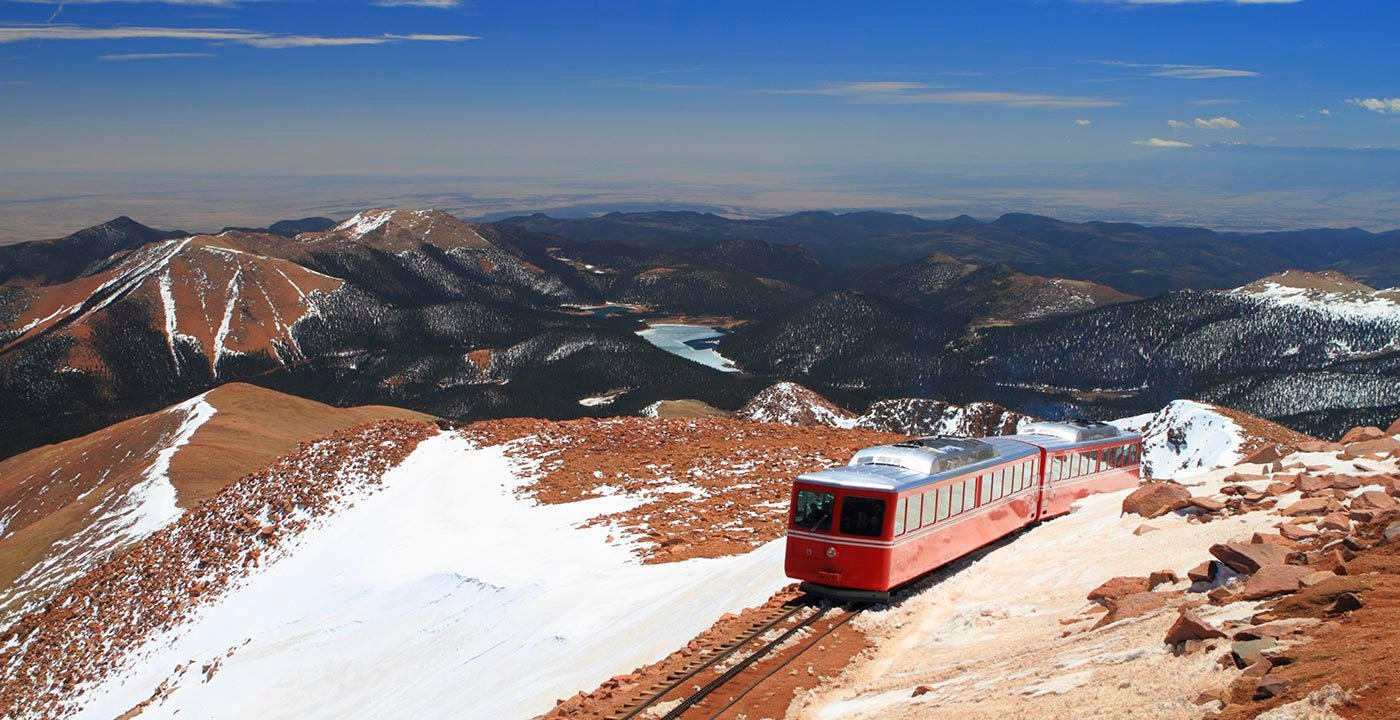 World's Highest Cog Train