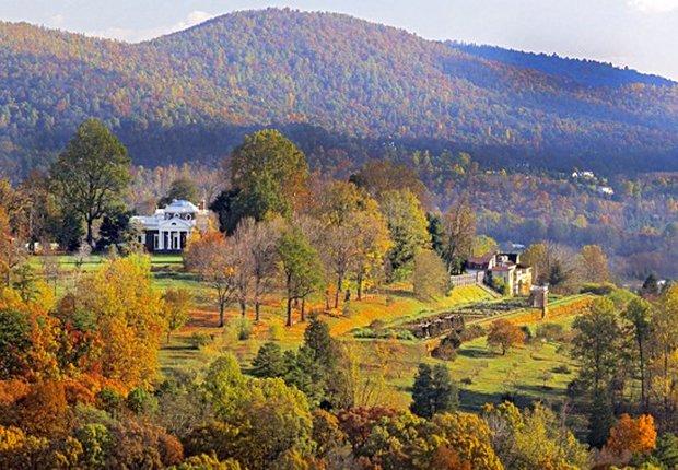 Charlottesville, Virginia - Escapadas románticas