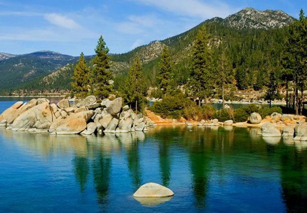 Lake Tahoe, Nevada y California - Escapadas románticas