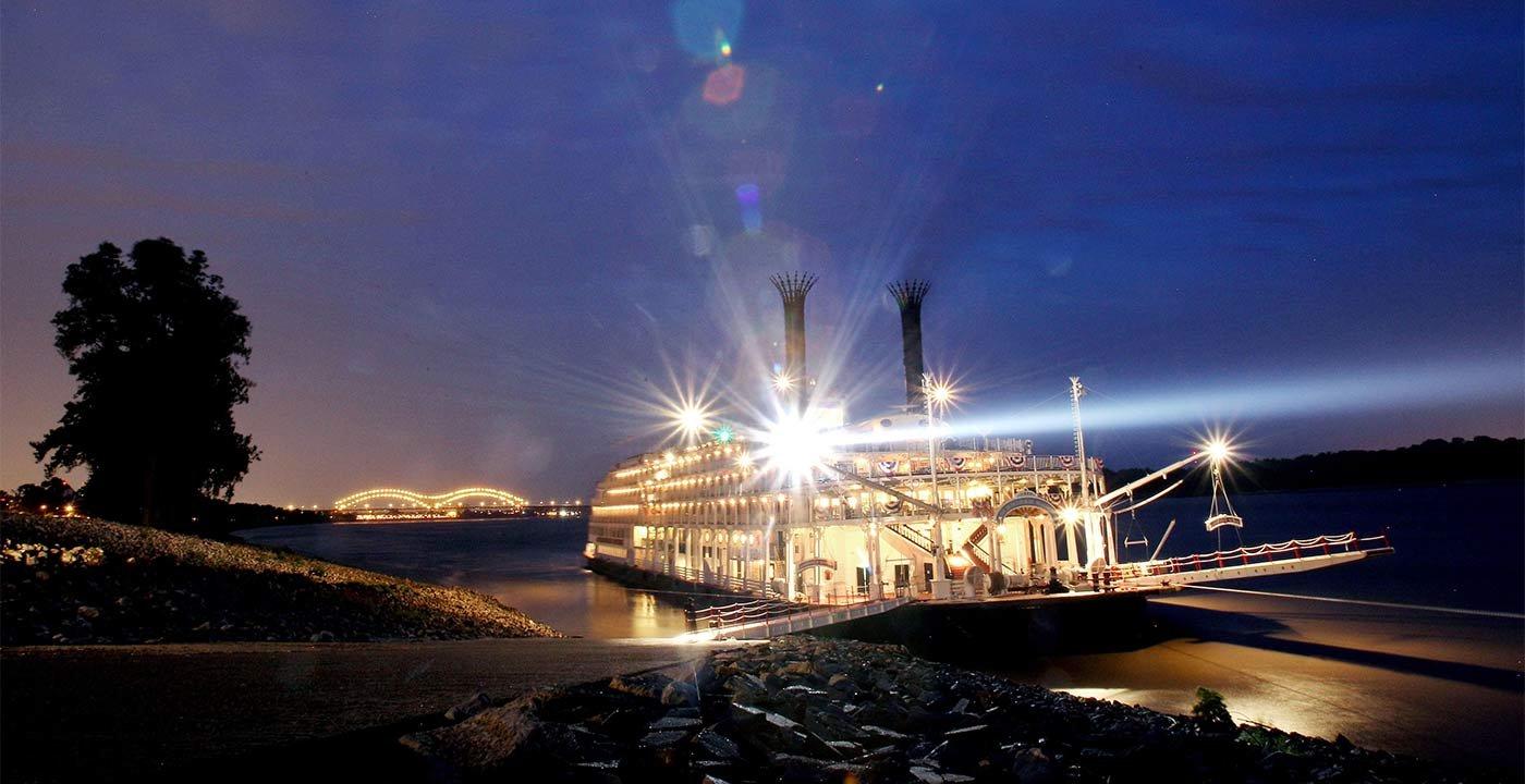 Paddlewheel Cruise