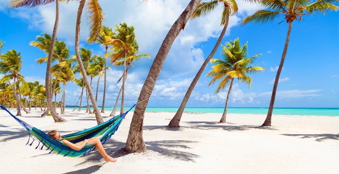 The Relaxation Specialist: Aruba