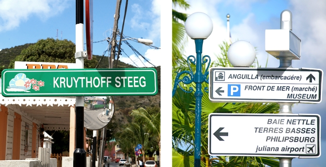 The Split Personality: Saint Maarten/Saint Martin