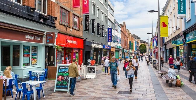 Top Ten Restaurants In Belfast