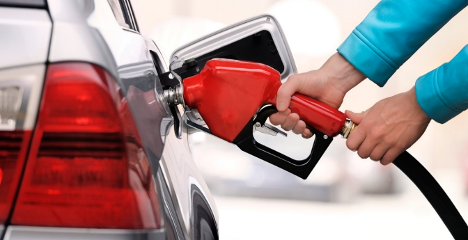 Fill Up Rental Car With Gas