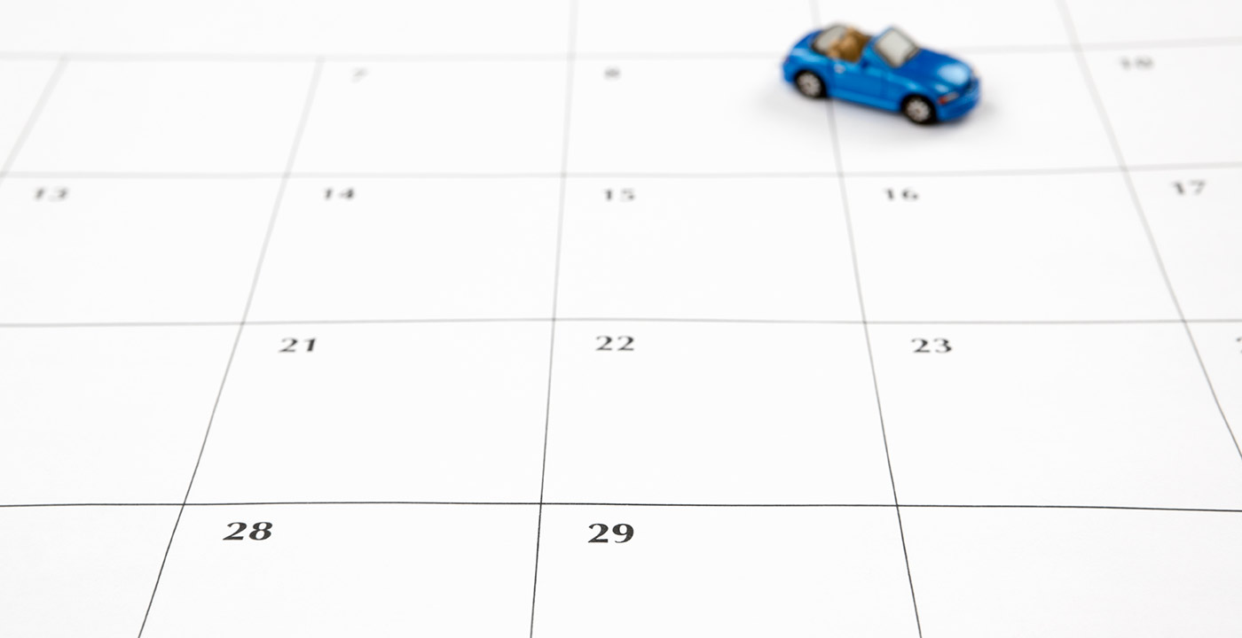 Tips for Stretching Your Car Rental Dollars, Reserve At The Right Time