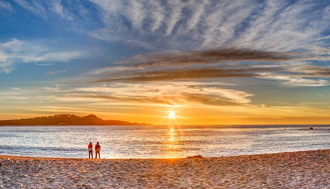 Vacaciones para los más románticos - Carmel-by-the-Sea, California