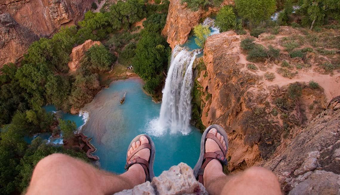 Cómo evitar peligros en los parques nacionales - Havasu, Arizona