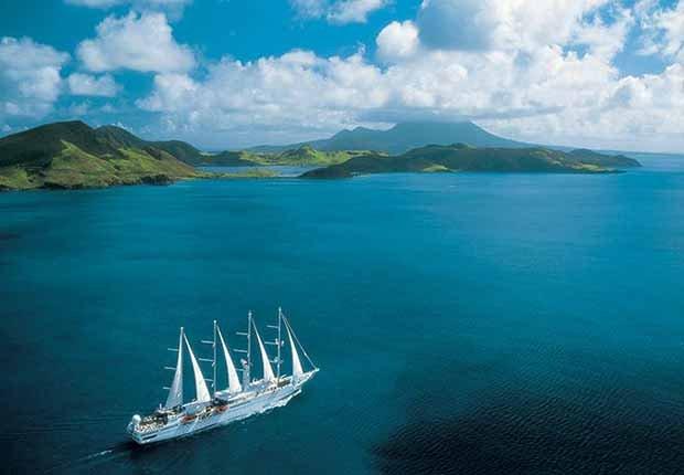 Disfruta de una experiencia de lujo a bordo de un crucero - Windward Islands