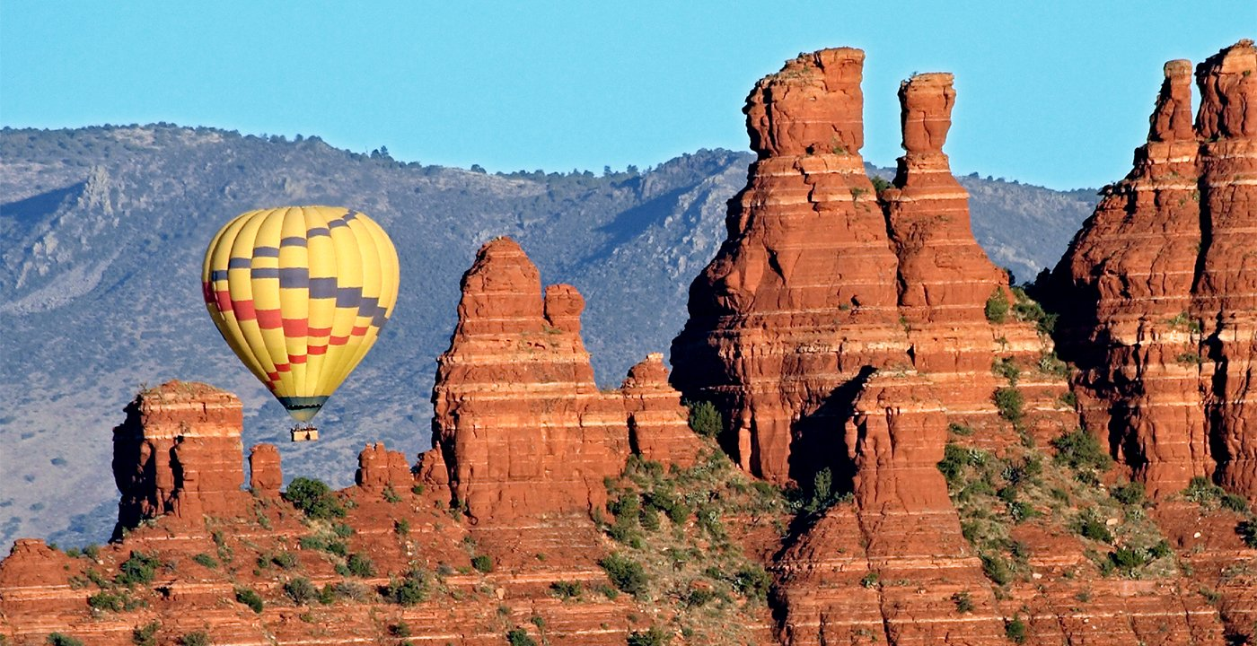 Sedona: U.S.Vacation Destination