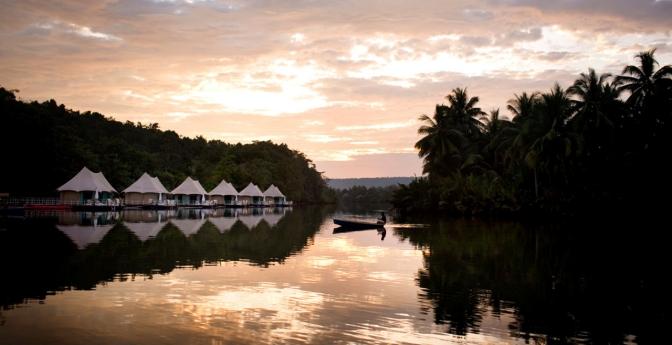 4 Rivers Floating Lodge, Koh Kong, Cambodia