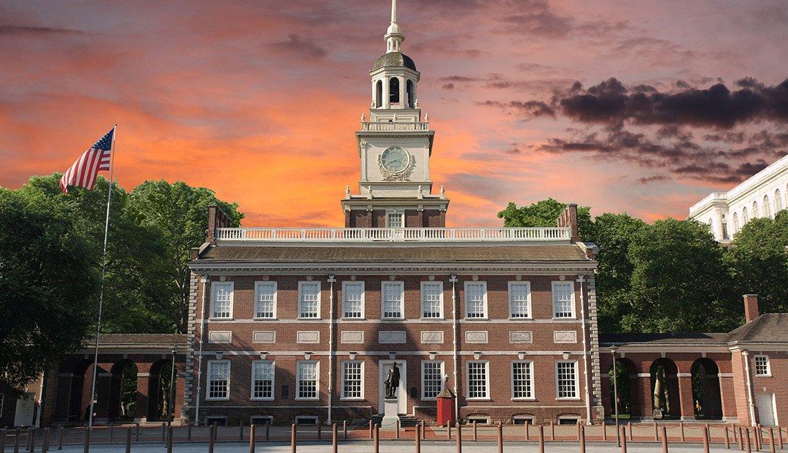 Filadelfia: el destino perfecto para empaparte de historia