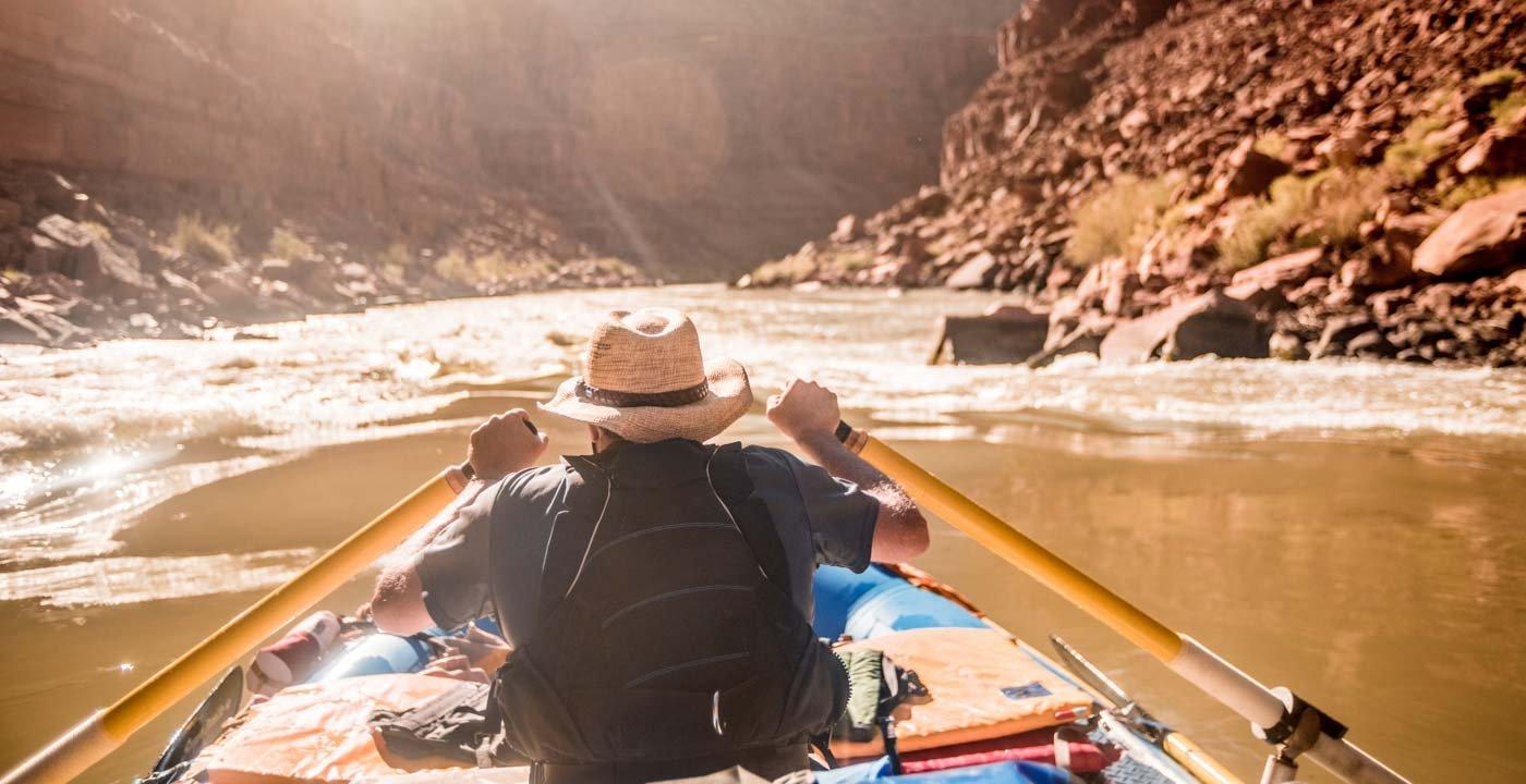 Run (or Float) the Colorado River