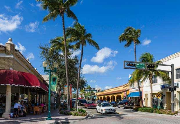 Delray Beach, Florida - 10 viajes económicos de primavera