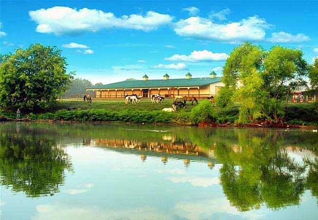 Southern Cross Guest Ranch - 10 viajes económicos de primavera