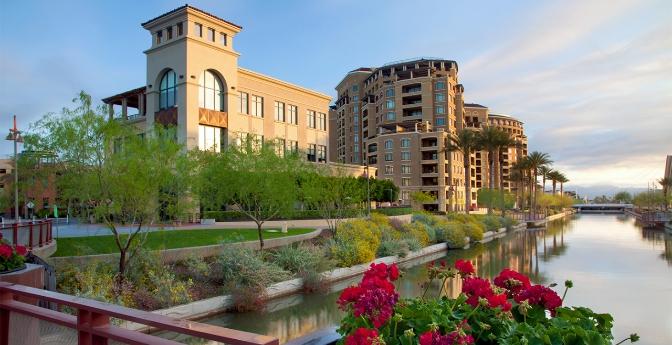 Scottsdale, AZ waterfront