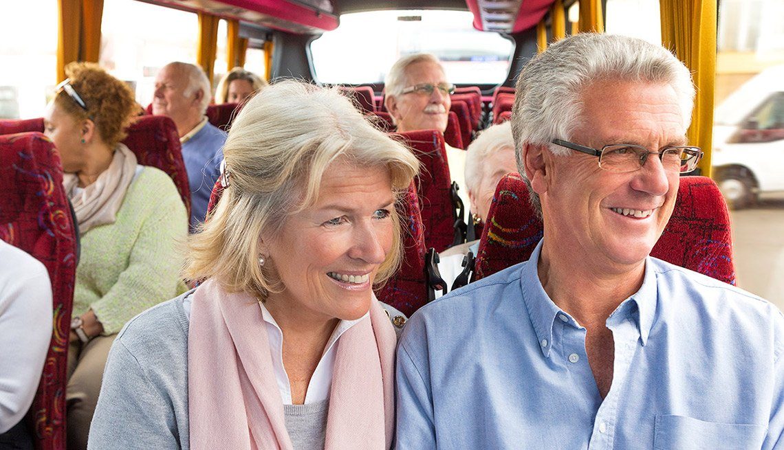 Travel Tips for People With Hearing Loss - Busing It