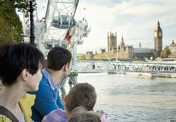 Lugares para unas vacaciones en familia - Londres