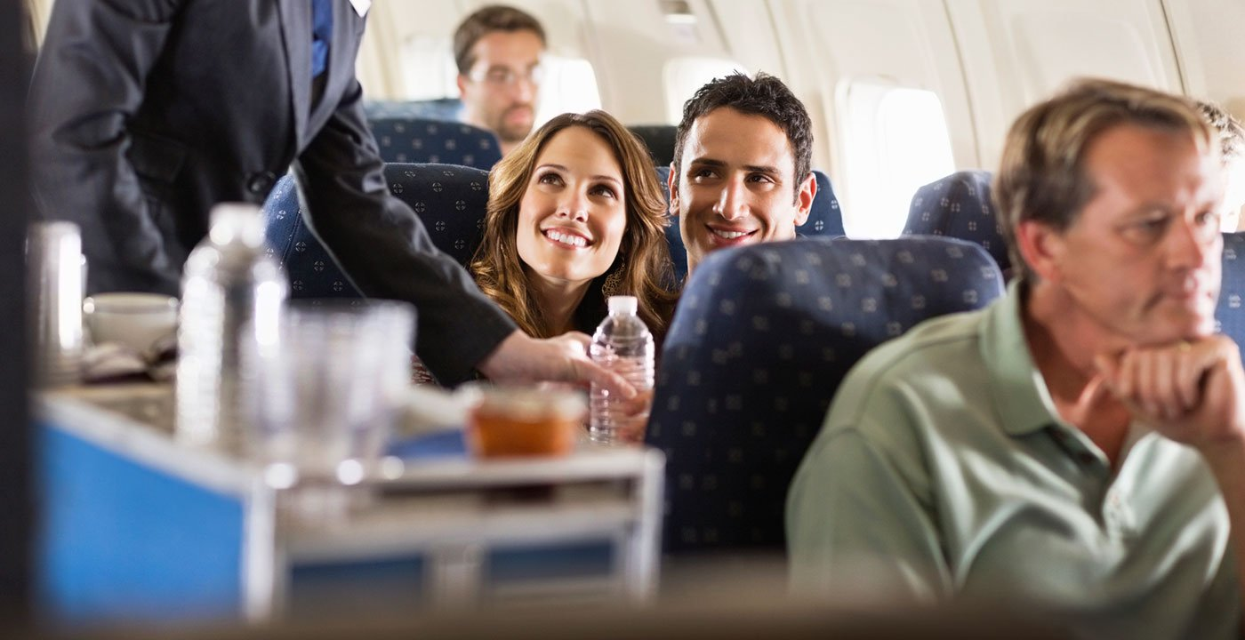 9 In-Flight Airline Freebies