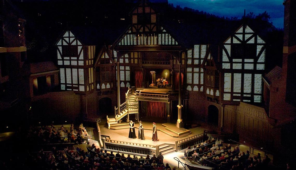 Escapes de verano – Festival de Shakespeare en Oregon