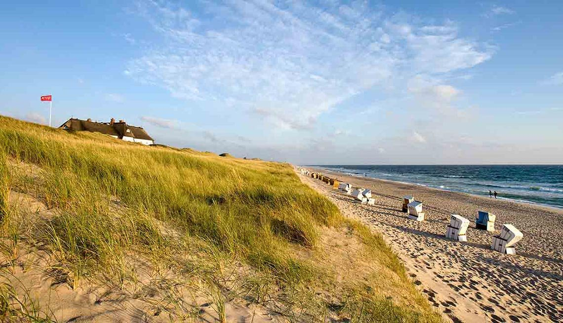 Sylt, Alemania – Escapes de verano