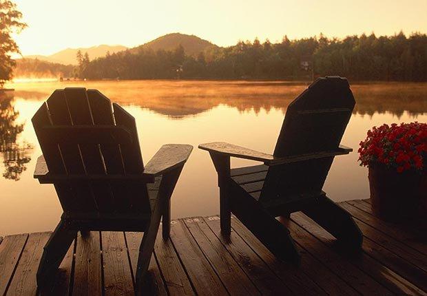 Lago Mirror Lake Inn en Lake Placid